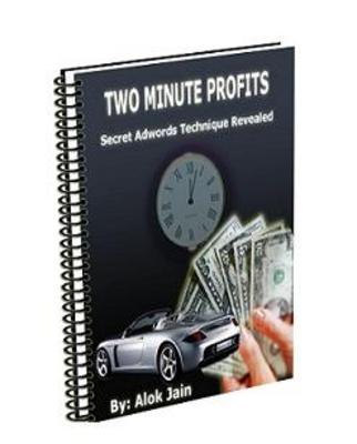 Product picture Two Minute Profits